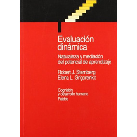 Libro Evaluacion Dinamica / Dynamic Evaluation - Nuevo