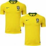 166e3f0126 Camisa Seleção Brasileira Promoção Copa 2018 Rússia Kit C 02