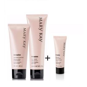 * Kit Base Matte + Esfoliante 3 Em 1 + Hidratante Mary Kay