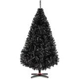Arbol De Navidad Naviplastic Monarca De Lujo 220 Cms Negro