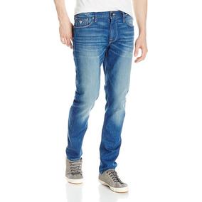 e574bc61e5 Pantalones Entubados Hombre Mezclilla Rotos - Pantalones y Jeans al ...