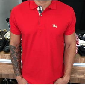 Camisa Polo Burberry E Ralph Lauren Original Frete Gratis
