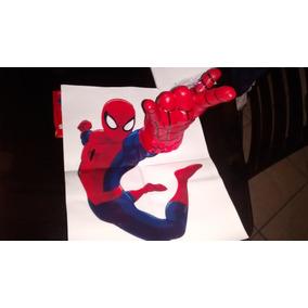 Lámpara 3d Marvel Spiderman - Hulk