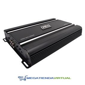 Potencia Planta Amplificador De Sonido Vehiculo Gx 1200