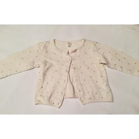 Suéter Para Niña H&m Para Niñas Talla 1 1/2 A 2 Años