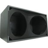 Caixa Premier Audio Dutada V Para 2 Alto-falantes De 18