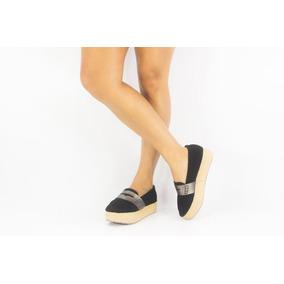 Mocasin Con Plataforma, Marca Giulean,calzado Para Dama,0002