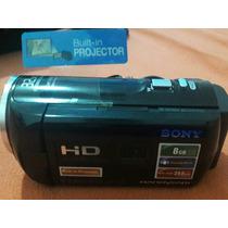 Handycam Hdr Pj230 Con Proyector Nueva Urge Y Camaras Gratis