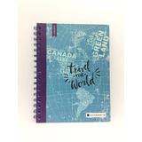Agenda 2019 Citanova Semanal Nª8 C/espiral Travel The World