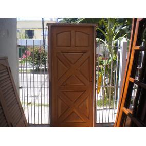 Puerta De Madera Maciza Excelente Calidad!!!