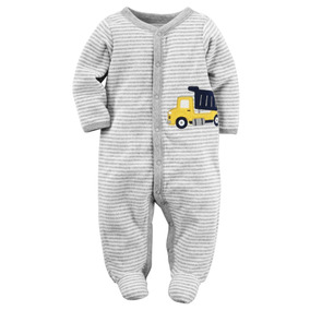 Pijamas Enteritos Carters Towel Bebe Originales