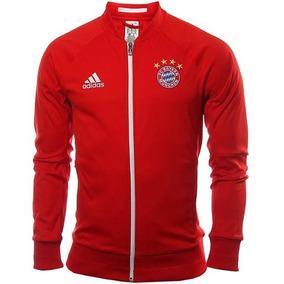 Chamarra Anthem Futbol Soccer Bayern Hombre adidas Ap1656