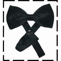Corbatas Moños Negros Para Tuxedo O Smoking Super Precio