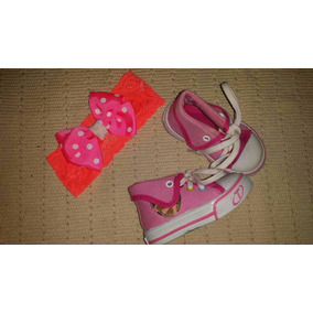 Zapatos Infantiles Para Niña Bebe Marca Pocholin, Tabuche
