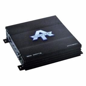 Amplificador Monoblock De 1200 Watts Autotek Model Ata12001