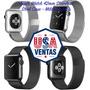 Apple Watch 42 Serie 2 Stainless Steel Case - Milanese Loop