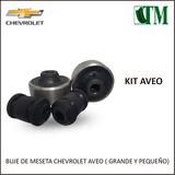 Bujes De Meseta Aveo Kit (pequeño Y Grande) X Kit (reforzado