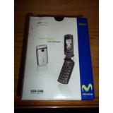 Caja Vacia Con Bandeja Portacelular Samsung Sgh-c406