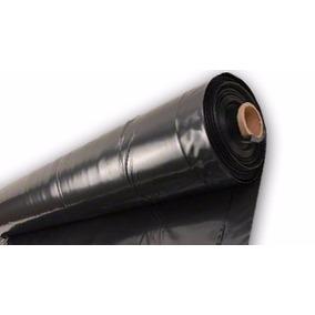 Plastico Negro Polietileno Calibre 600 De 2, 3, 4, 6, 8 10mt