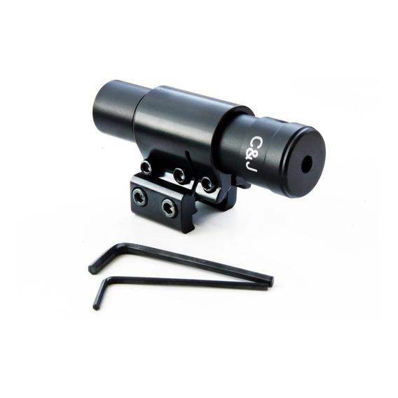 Mira Laser Para Pistolas Y Rifles - 2 Modelos Disponibles -