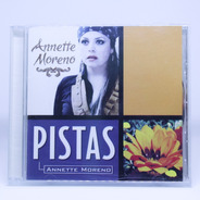 Annette Moreno - Pistas Originales Cd