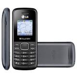 Celular Lg Original 2 Chip Fm Radio B220 Barato Frete Gratis