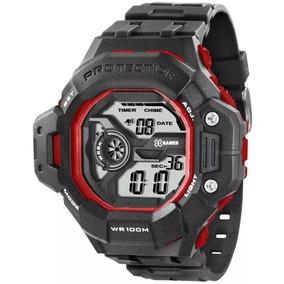 12un Relógio X Games Masculino Modelo: Xmppd299