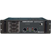 Ciclotron Dynamic 8000 Class Ab Amplificador 2000w 0frete