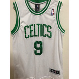 Boston Celtics Rondo 9 adidas Authentic Camisa Tamanho P