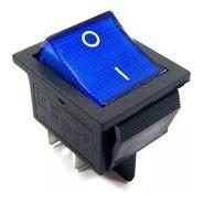 10 Chave Gangorra Botao Interruptor Liga Desliga Kcd4 C/ Led