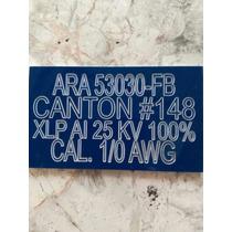 Marbetes Y Placas Para Identificación Cfe 6x10 Trovicel