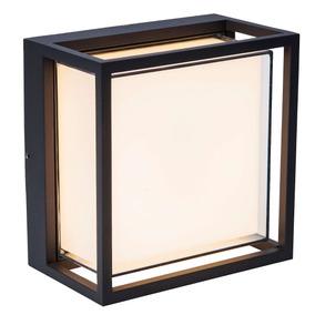 Lámpara Led 9w 3000k Grafito Ideal Para Luz De Cortesía