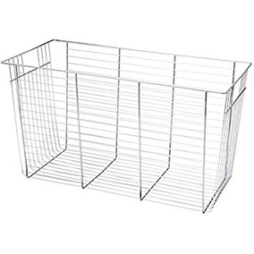 Organized Living Freedomrail 16-inch Basket With Glide For B