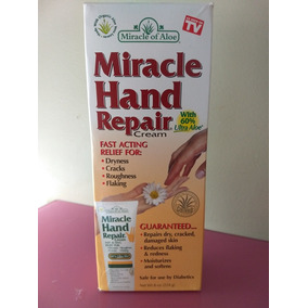Clareador De Machas Miracle Hand Repair - Reduz Flacidez