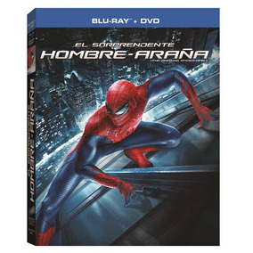 El Sorprendente Hombre Araña - Hibrido Blu-ray + Dvd