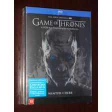 Blu-ray Game Of Thrones - 7ª Temporada - 5 Discos Digipac