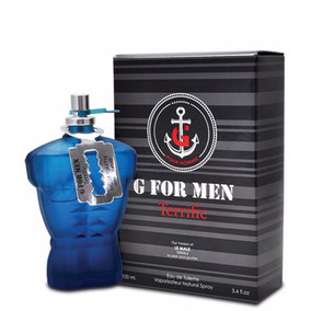 Perfume Jean Paul Gaultier Ultra Male Terrible Original Usa
