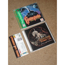 Castlevania Symphony Of The Night Ps1 Con Soundtrack