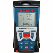 Telémetro Laser Glm 150 (bosch)