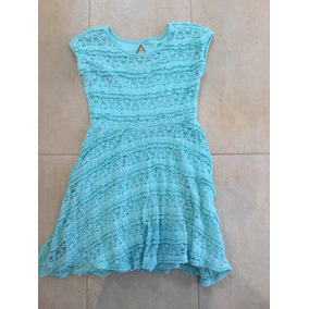 Vestido Juvenil Talla M Niña Epic Threads Torchon Blonda 30$