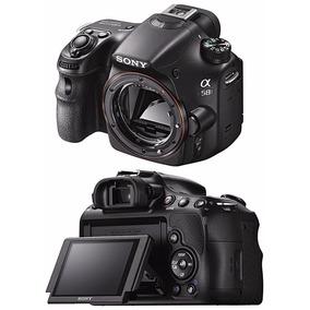 Camara Profesional Sony Alpha 58 20,5mpx Nueva Tienda