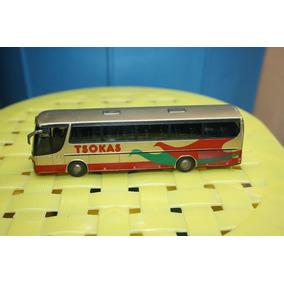 Autobús Setra S315, Marca Rietze, Seminuevo, Escala 1:87
