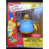 Simpsons Convention Comic Book Guy Playmates