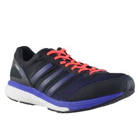 zapatillas running de hombre adizero boston 3m adidas