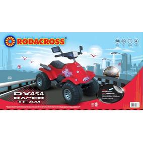 Cuatriciclo Electrico Niños Rx/454 12v Rodacross