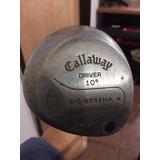Driver Callaway Big Bertha 10
