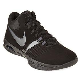 Hommes Nike Air Visi Pro Chaussure De Basket V Nbk, Couleur Noire, Taille 44.5