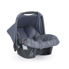 Bebê Conforto Touring Se New Silver Burigotto