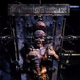 Iron Maiden The X Factor Vinilo Doble 180 Gr Nuevo Import