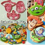 Cortantes Toy Story C/u